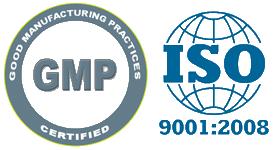 GMP ISO Logo